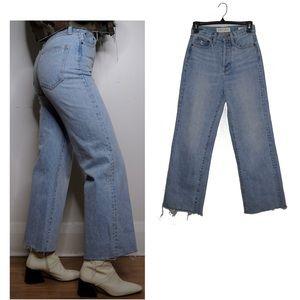 Pants - SOLD ‼️ Denim Forum Farah Wide Leg Jeans